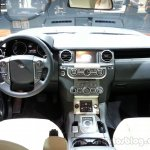 2014 Land Rover Discovery Dashboard