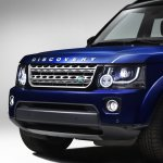 2014 Land Rover Discovery Facelift headlight