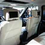 2014 Land Rover Discovery Rear Seats