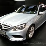 2014 Mercedes E Class Long wheelbase front