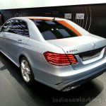 2014 Mercedes E Class Long wheelbase rear quarter