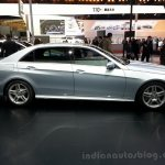 2014 Mercedes E Class Long wheelbase side