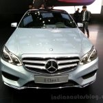 2014 Mercedes E Class Long wheelbase