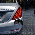2014 Mercedes S Class S500 Plug-in Hybrid charger