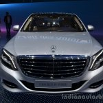 2014 Mercedes S Class S500 Plug-in Hybrid front