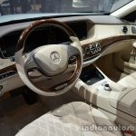 2014 Mercedes S Class S500 Plug-in Hybrid interior