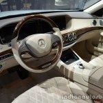 2014 Mercedes S Class S500 Plug-in Hybrid interior