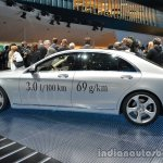 2014 Mercedes S Class S500 Plug-in Hybrid side
