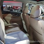 2014 Nissan X-Trail rear seats legroom