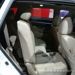2014 Nissan X-Trail rear sliding seats