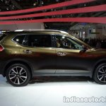 2014 Nissan X-Trail side