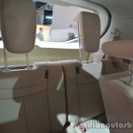 2014 Nissan X-Trail 5+2 third row legroom third row headrests