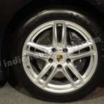 2014 Porsche Panamera facelift alloy wheels