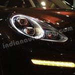 2014 Porsche Panamera facelift front fascia