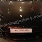 2014 Porsche Panamera facelift front view