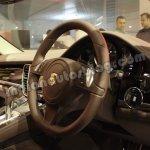 2014 Porsche Panamera facelift interior