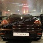 2014 Porsche Panamera facelift rear