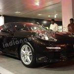 2014 Porsche Panamera facelift side