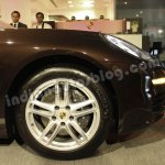 2014 Porsche Panamera facelift wheels