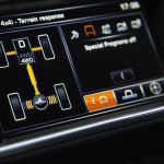 2014 Range Rover Evoque 9-Speed Active Driveline engaged