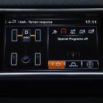 2014 Range Rover Evoque 9-Speed Active Driveline screen
