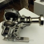 2014 Range Rover Evoque 9-Speed gearbox image