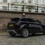 2014 Range Rover Evoque 9-Speed rear three quarter