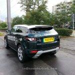 2014 Range Rover Evoque 9-Speed rear three quarters