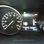2014 Range Rover Evoque 9-Speed speedometer