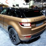 2014 Range Rover Evoque Rear Left