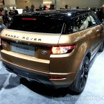 2014 Range Rover Evoque Rear Right