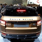 2014 Range Rover Evoque Rear