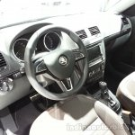 2014 Skoda Yeti Outdoor Dashboard