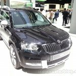 2014 Skoda Yeti Outdoor Front Left