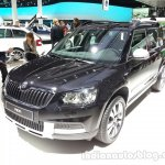 2014 Skoda Yeti Outdoor Front Right