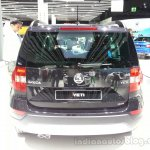 2014 Skoda Yeti Outdoor Rear