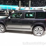 2014 Skoda Yeti Outdoor Side