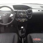 2014 Toyota Etios Brazil - interior
