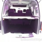 2014 VW Caddy BlueMotion Boot