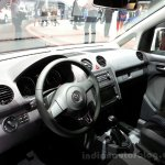 2014 VW Caddy BlueMotion Dashboard