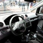 2014 VW Caddy BlueMotion Dashboard
