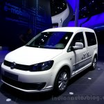 2014 VW Caddy BlueMotion Front Right