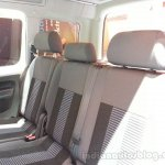 2014 VW Caddy BlueMotion Rear Bench