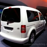 2014 VW Caddy BlueMotion Rear Right