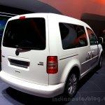 2014 VW Caddy BlueMotion Rear Right