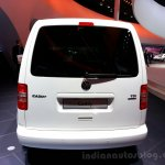 2014 VW Caddy BlueMotion Rear