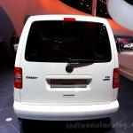 2014 VW Caddy BlueMotion Rear