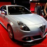 Alfa Romeo Giulietta  front quarter