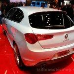 Alfa Romeo Giulietta  rear quarter