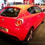 Alfa Romeo MiTo rear quarter